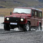 Land Rover Defender Phase II