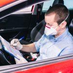 démarches d'un contrôle technique de voiture